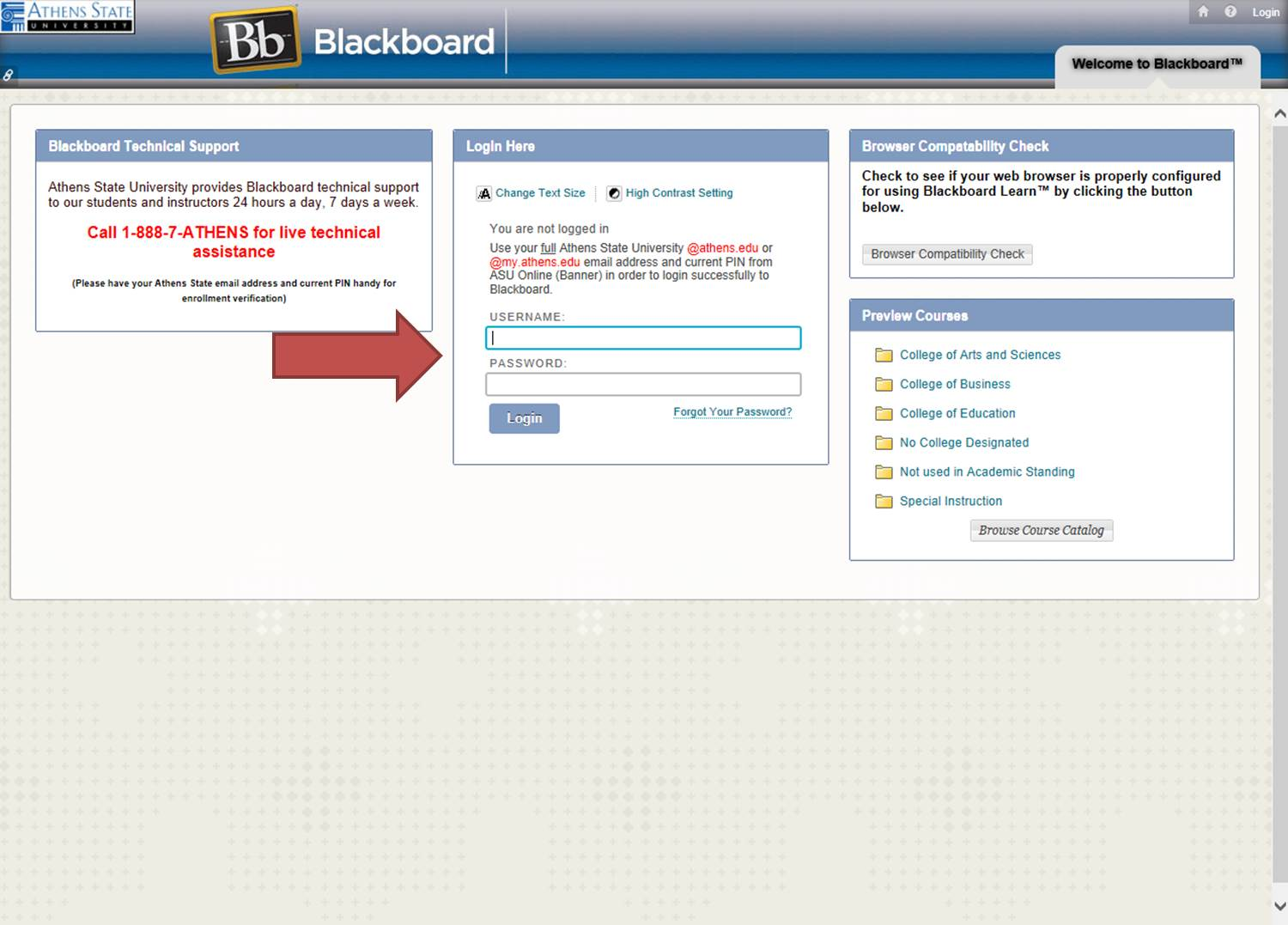 Uhi login blackboard learn